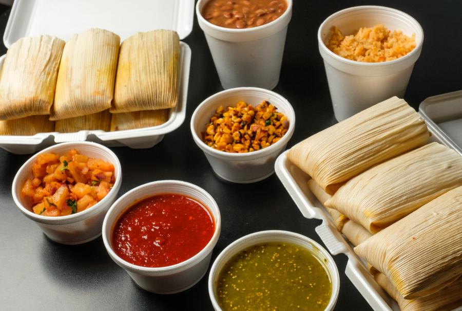 Casa de Tamales tamales