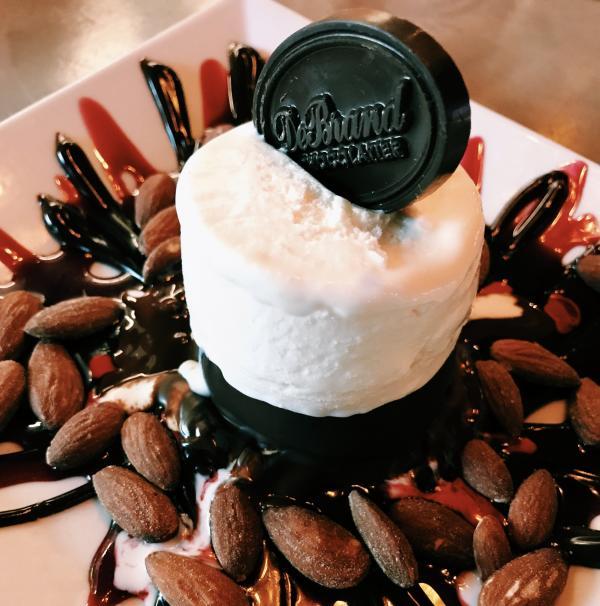 DeBrand Fine Chocolates Sundae - Fort Wayne, Indiana