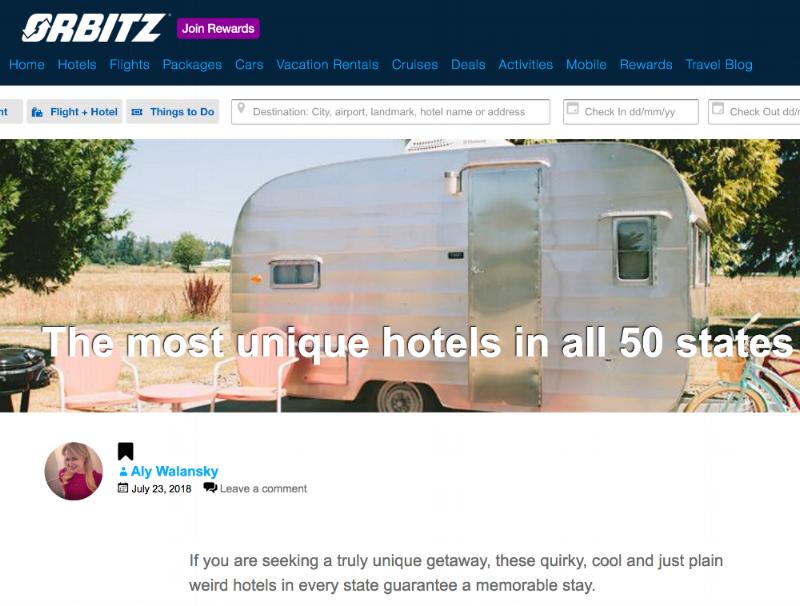 Orbitz.com - Unique Hotels