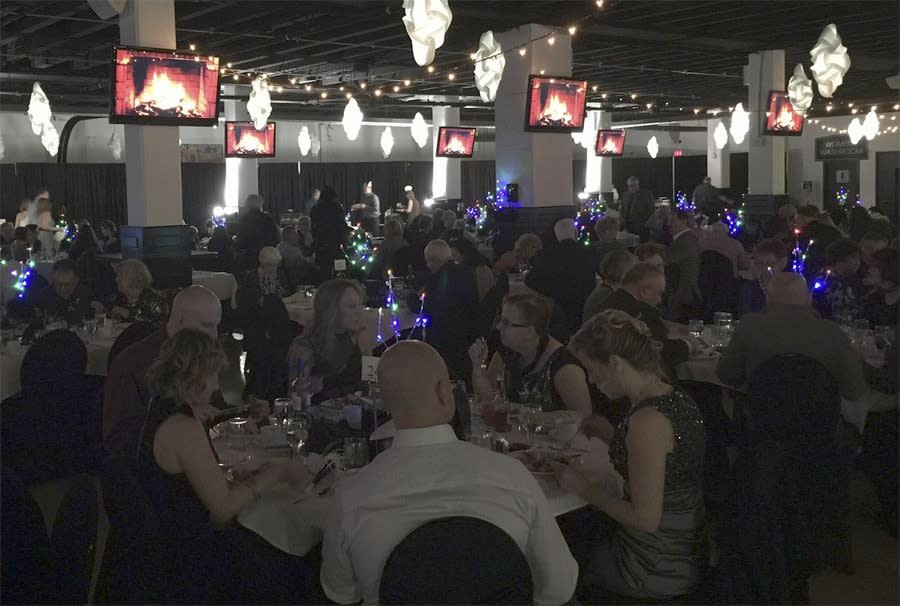 Assiniboia Downs for the New year