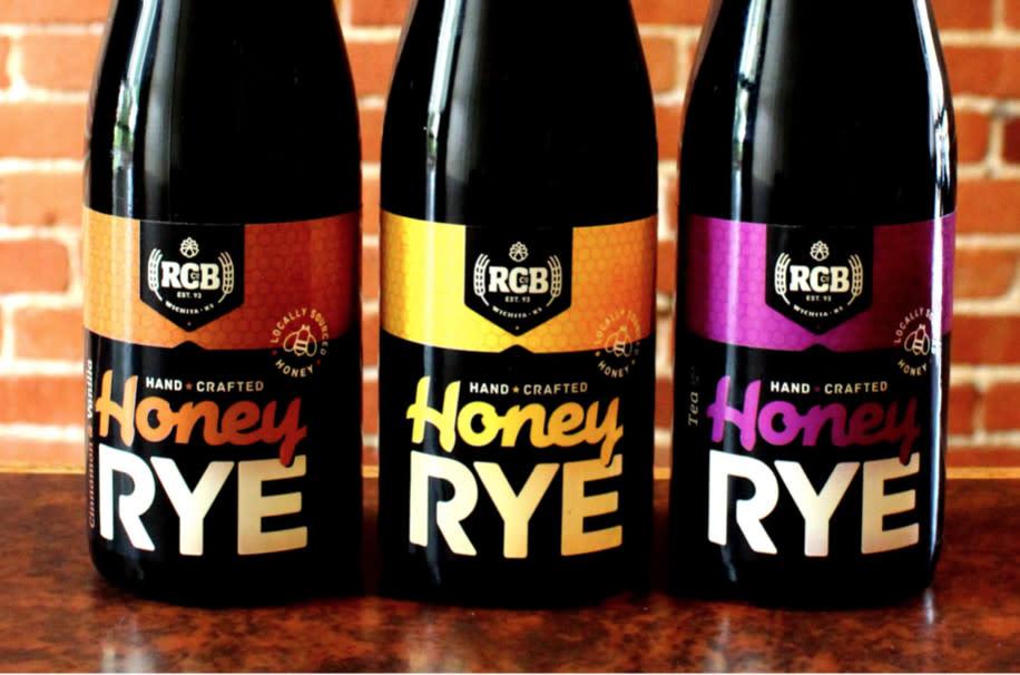 Honey Rye at River City Brewing