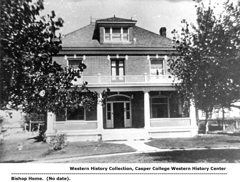 Marvin Bishop House in Casper