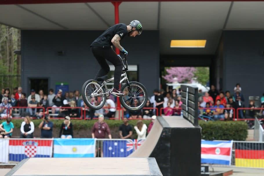 BMX Daniel Dhers