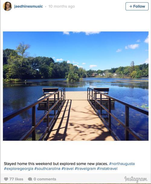 Brick Pond Park Instagram