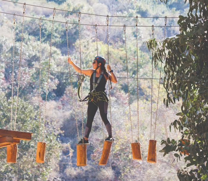 Catalina Aerial Adventure