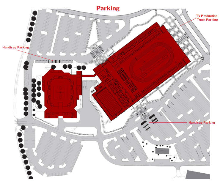 Birmingham-CrossPlex-Parking-Map
