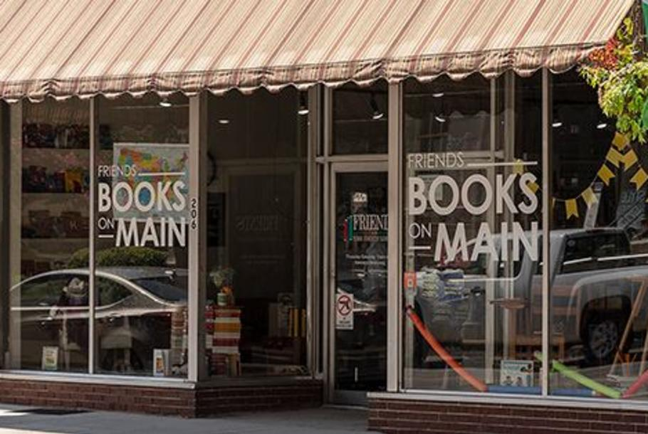 Friends Books on Main
