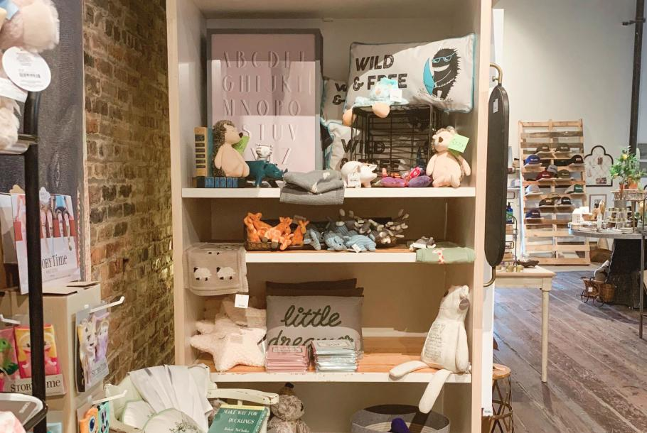 Baby Gifts at The Mercantile