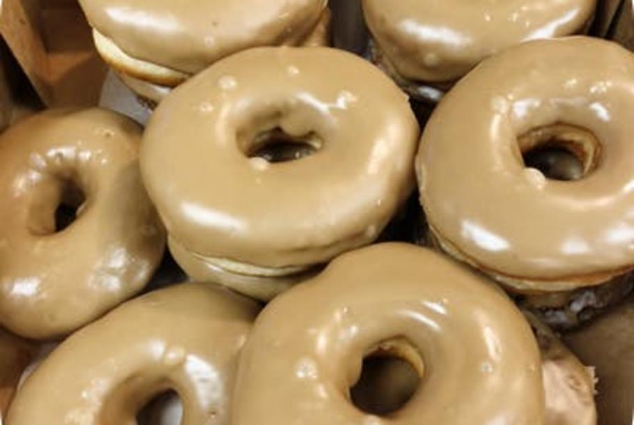 Rise and Shine Doughnuts