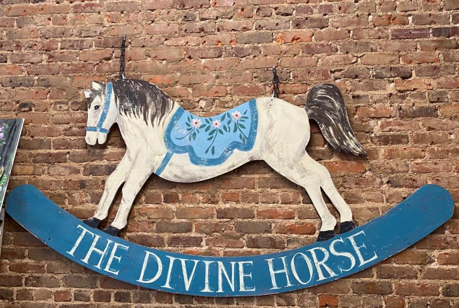 the divine horse
