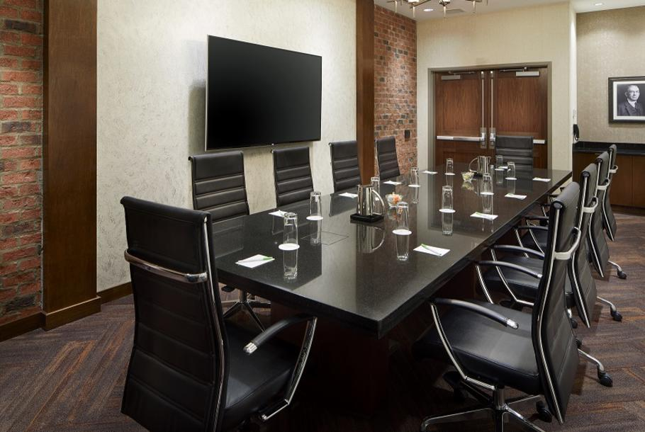 LeRoy Springs Board Room