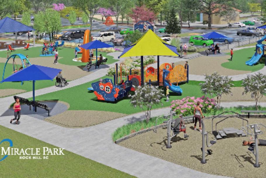 Miracle Park Rendering