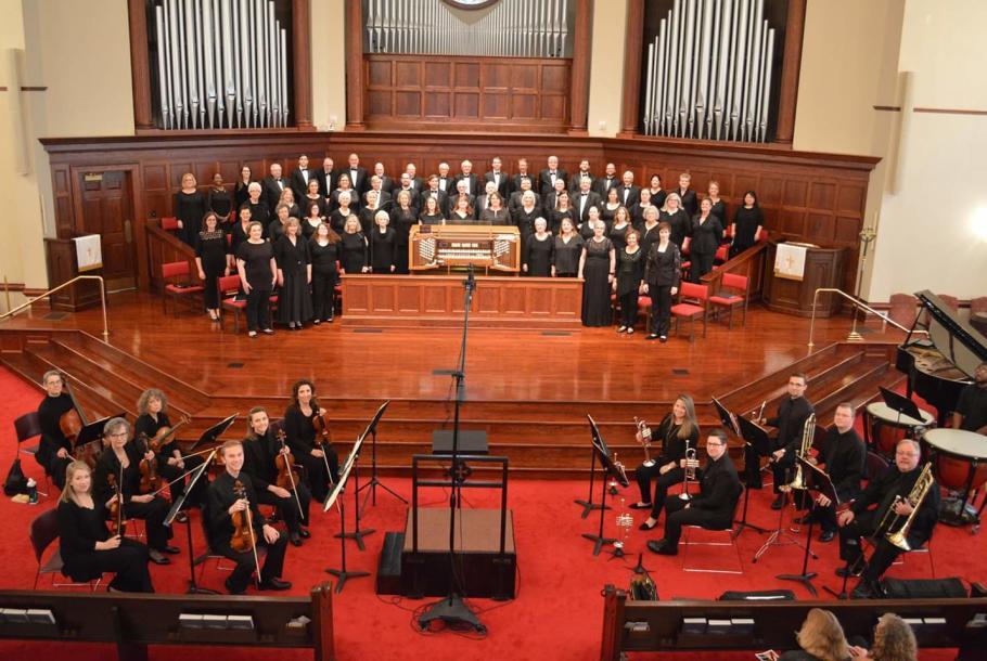 York County Choral Society