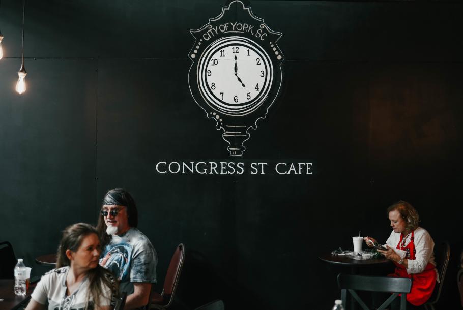Congress Street Cafe