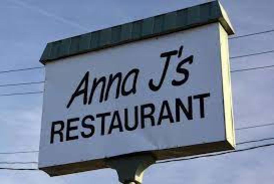 Anna J's sign
