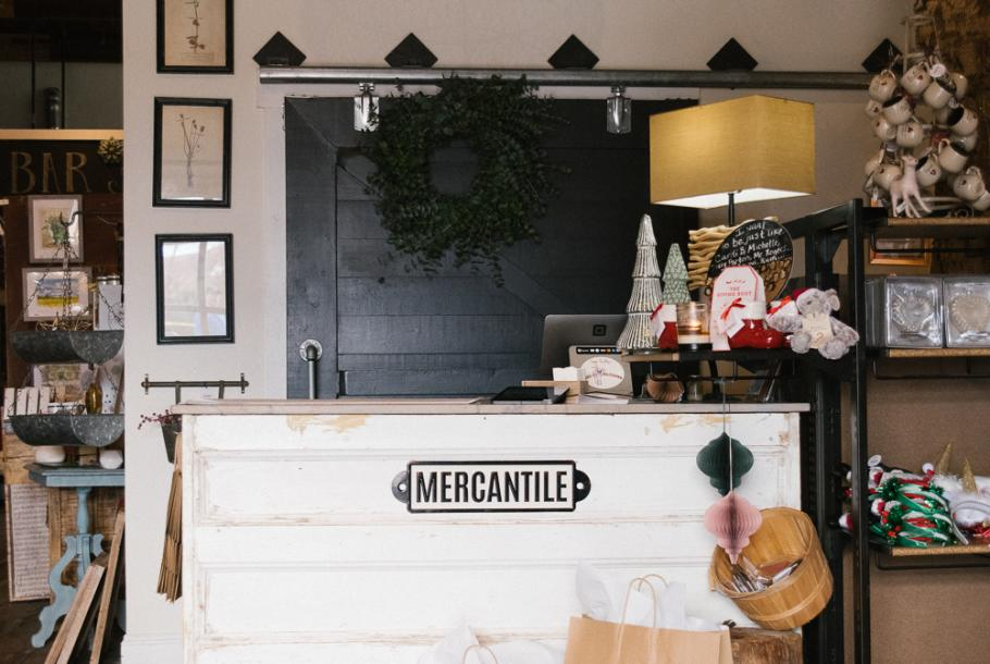 Shop at The Mercantile