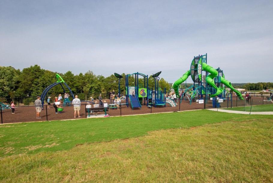 Riverwalk Park Playground