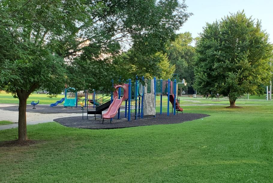 confederate park rh