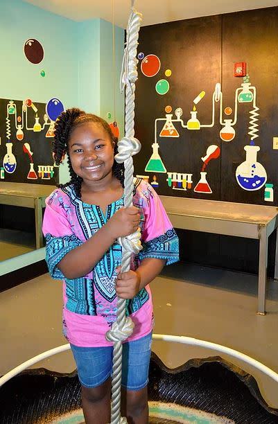 Giant Bubbles | Lake Charles Children's Museum
