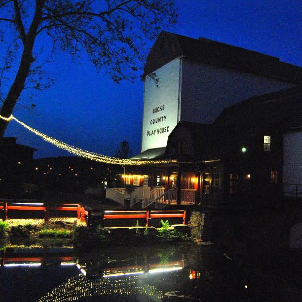 Bucks-County-Playhouse-at-night_Michelle-Hein