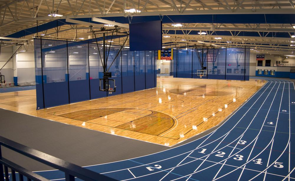 The Plassman Athletic Center at Turnstone