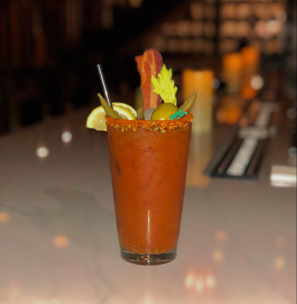 The Villa Bloody Mary