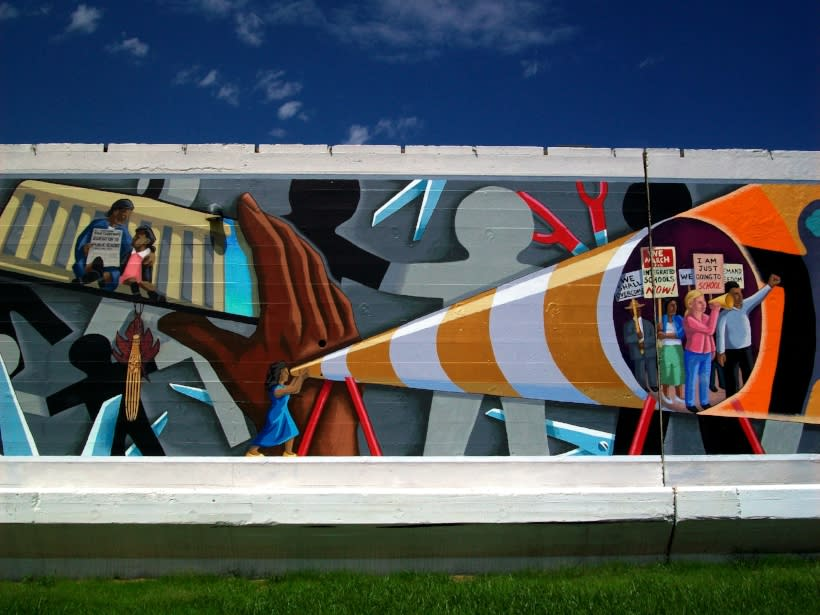 great mural wall