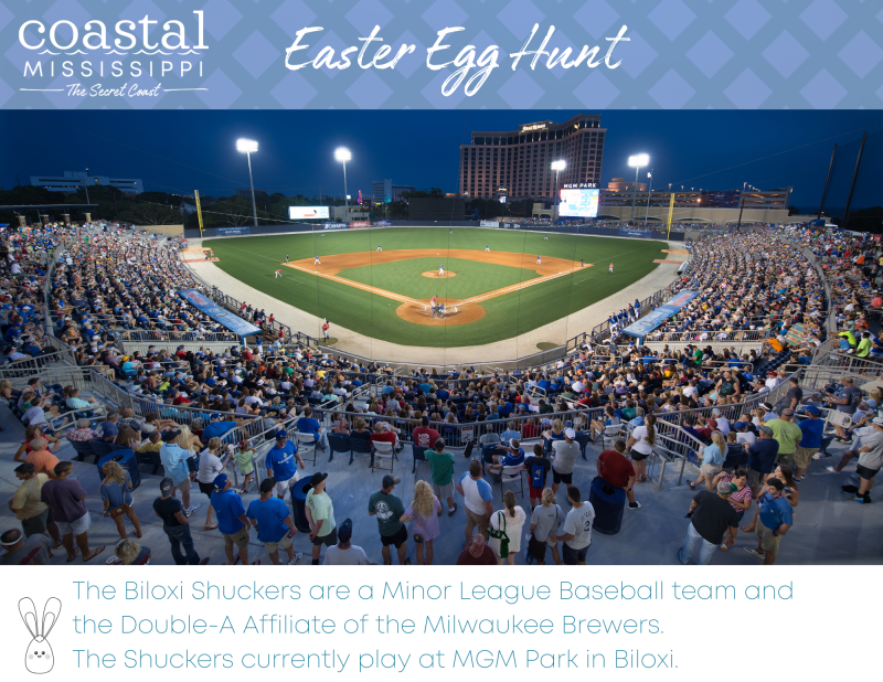 Easter Egg Hunt - MGM Park