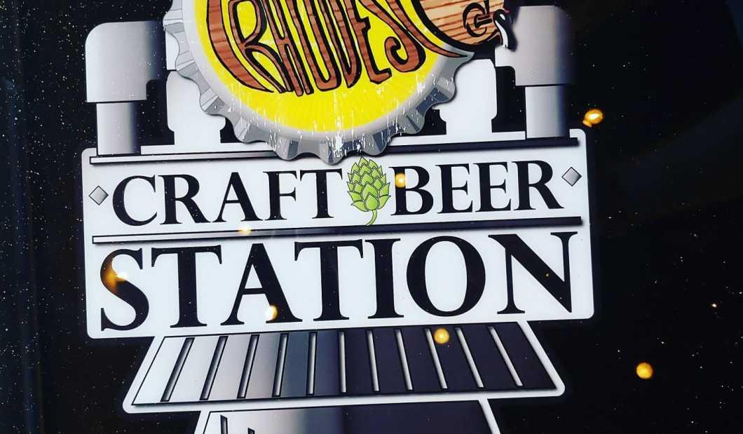 OffRhodes Craft Beer Station