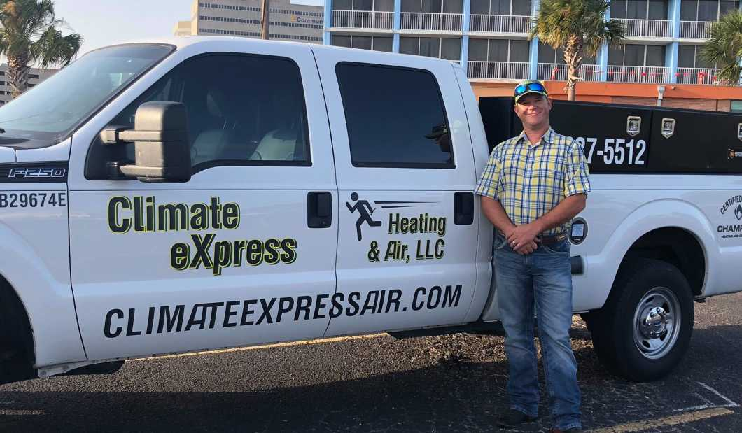Climate Express Heating & Air