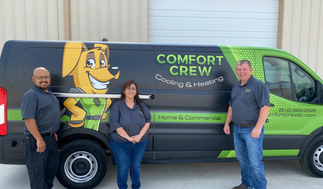 Comfort crew