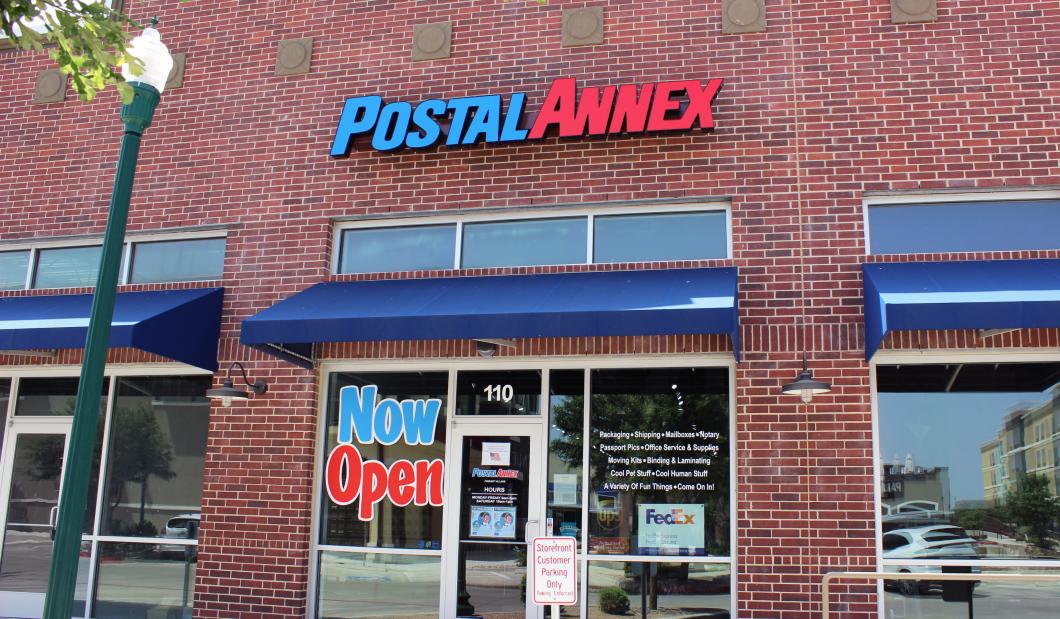 Postal Annex Building - png