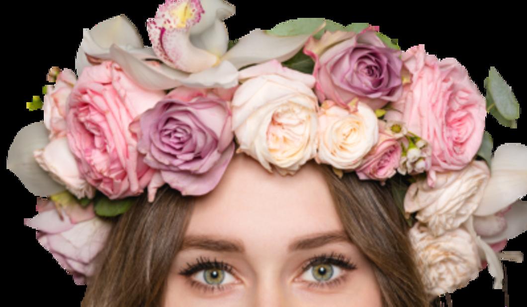 Flower & Eyes