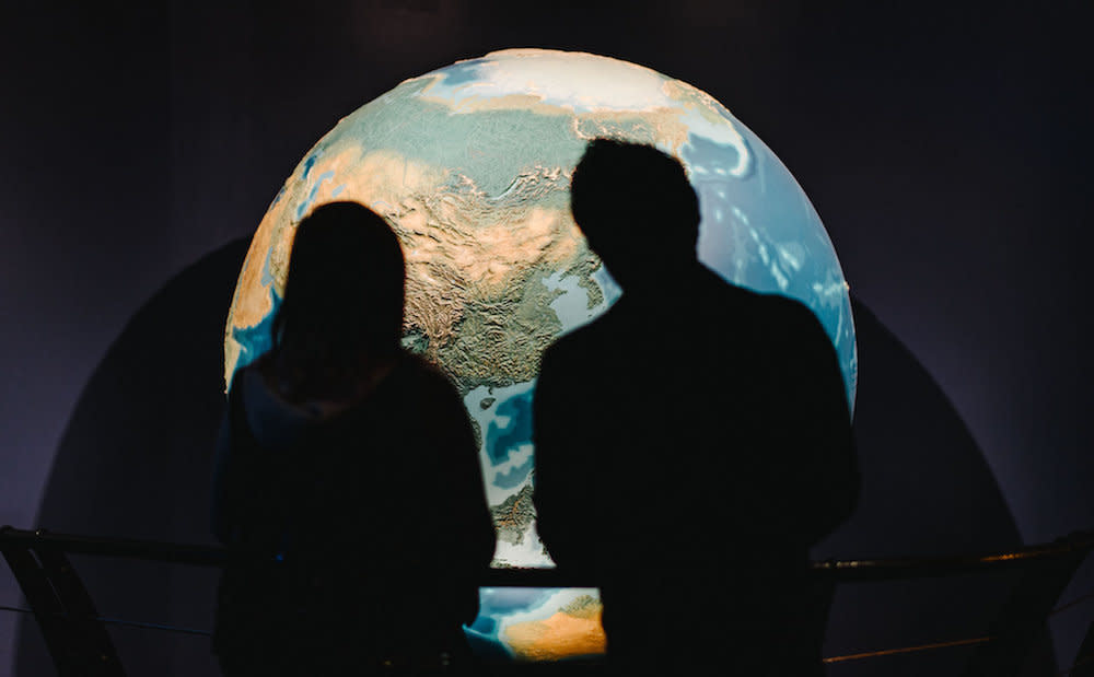 Explore the Universe at Clark Planetarium
