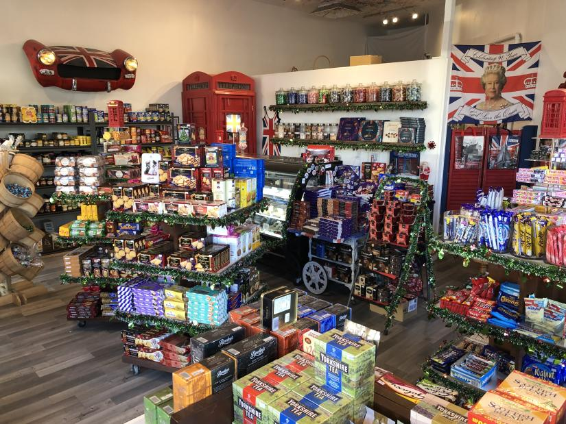 Steveston's Best of British
