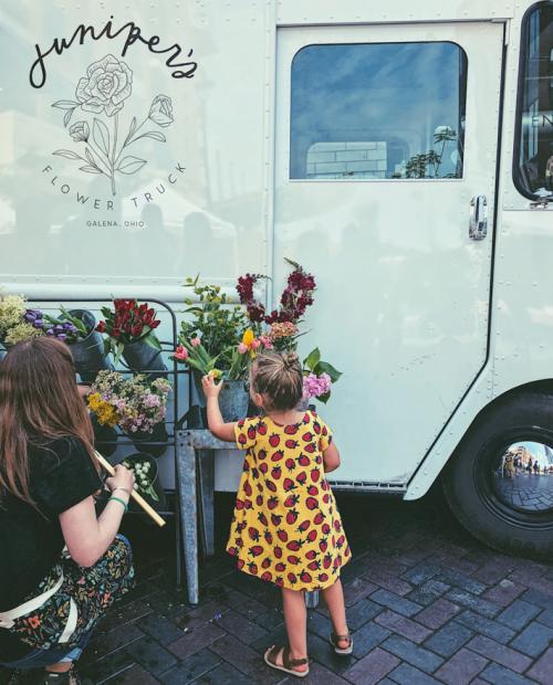 Dublin Market Flowers