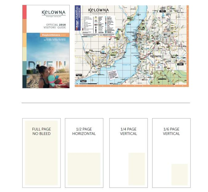 Visitor Guide Advertising