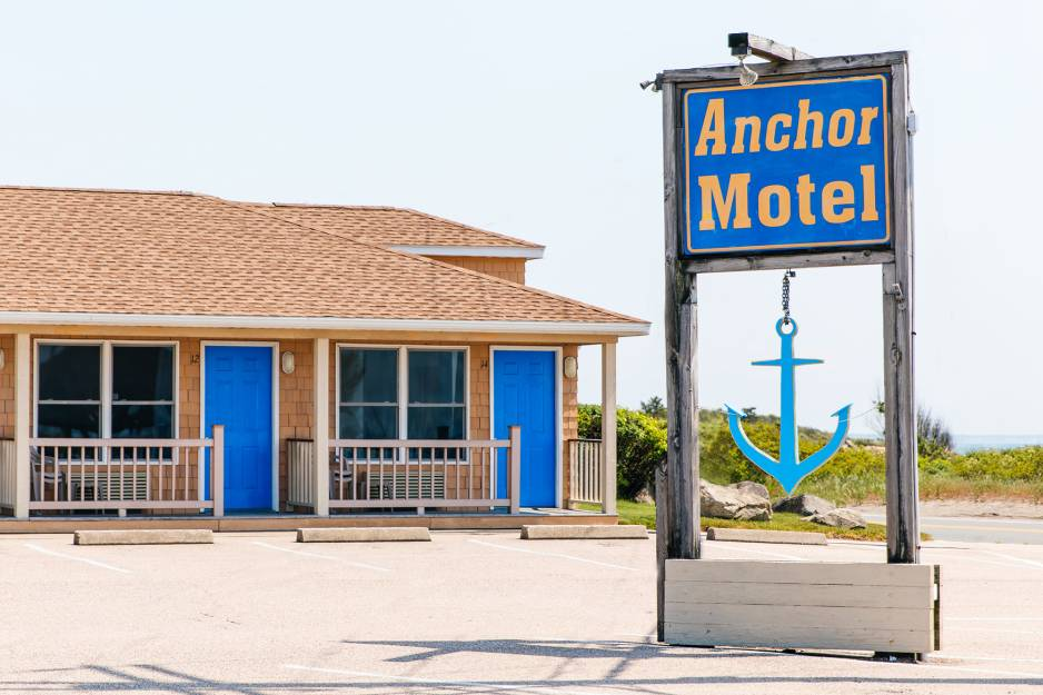 Anchor Motel 1