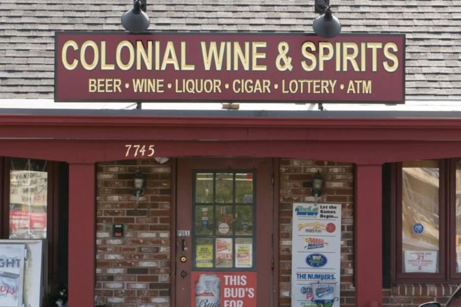 colonial liquors