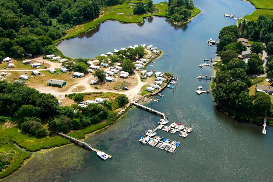 Long Cove Marina Campground