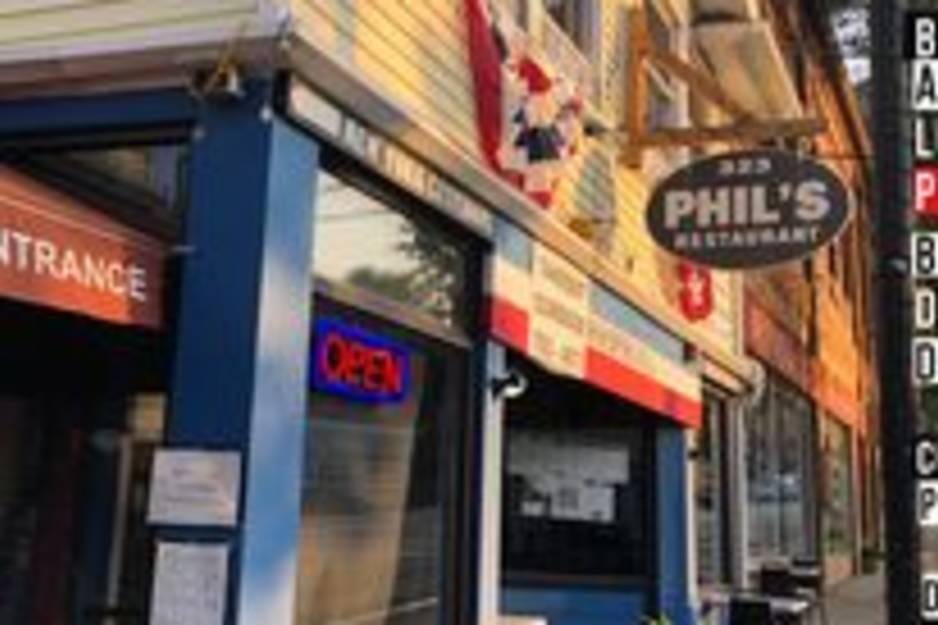 phil's main street grill