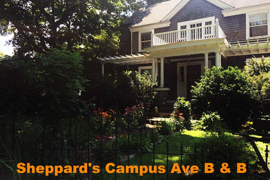 Sheppards Campus Ave