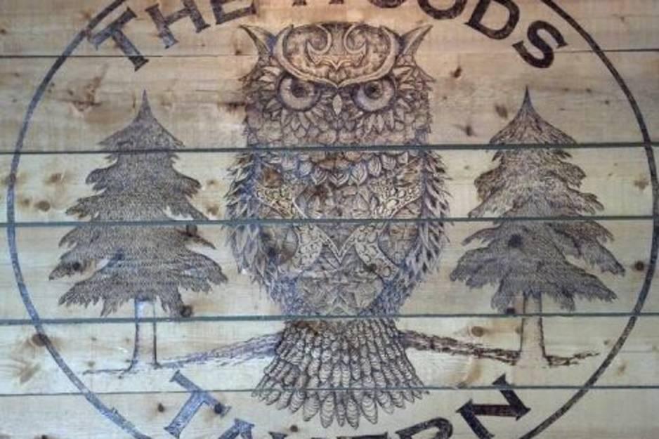 woods tavern