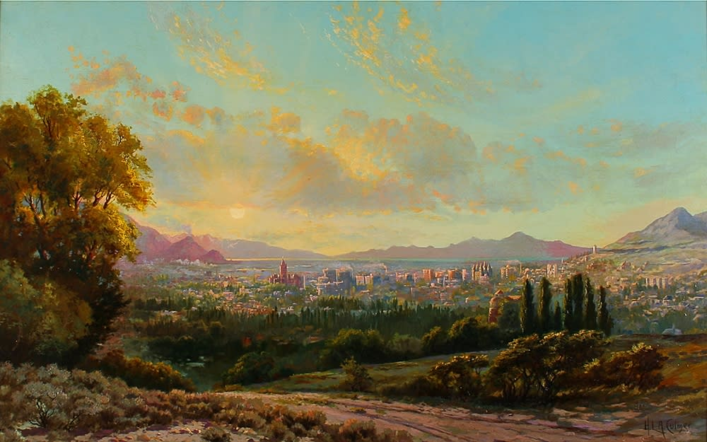 Henry L. A. Culmer, Views of Salt Lake Valley, ca. 1911-1914