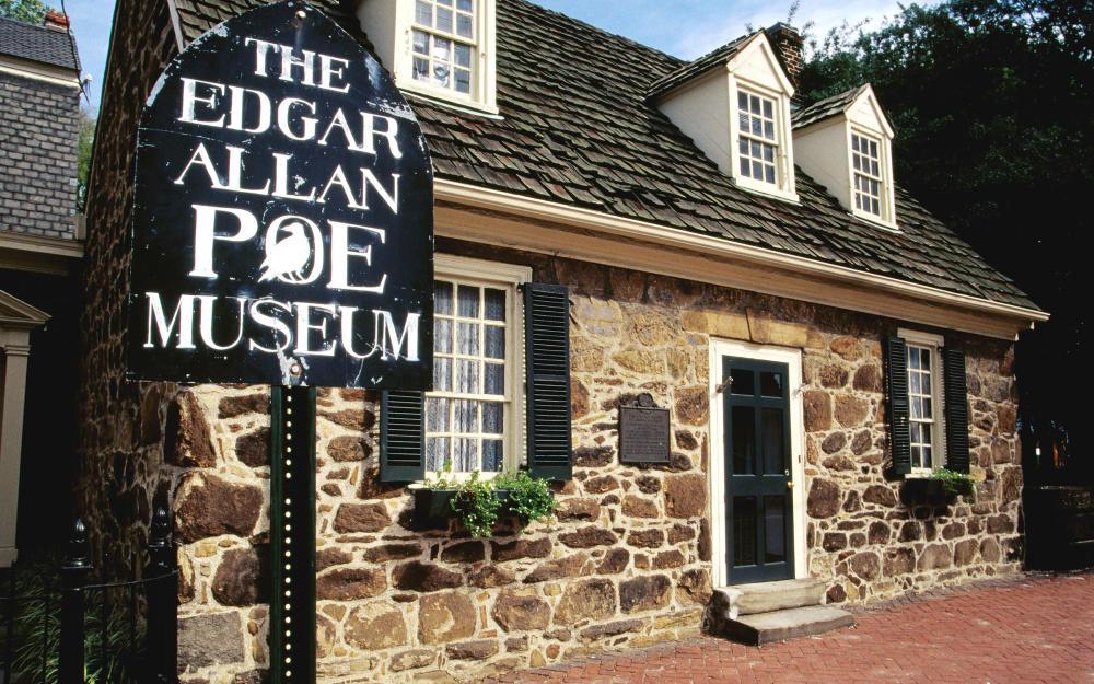 Poe Museum Exterior