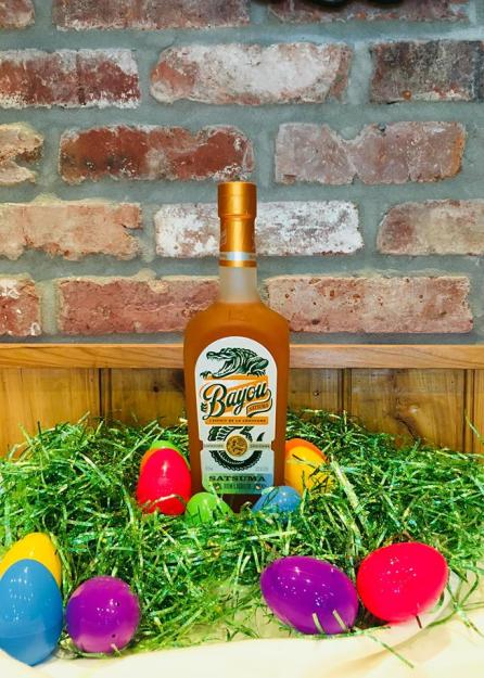 Bayou Rum Adult Easter Egg Hunt