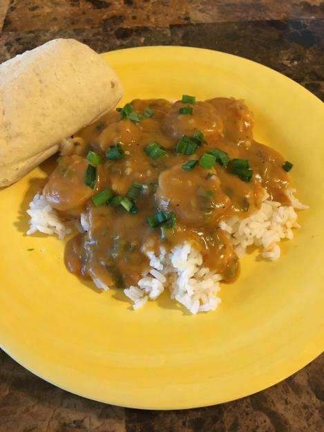 How to make Shrimp Etouffee