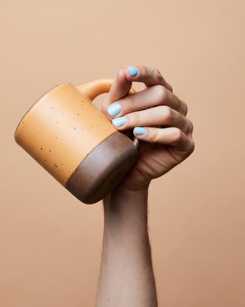 An East Fork Pottery mug
