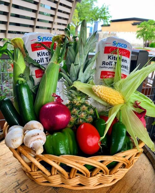 The Ranch at Las Colinas Fresh Produce Grill Kit