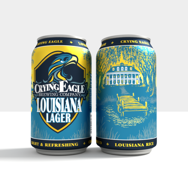 Louisiana Lager | Crying Eagle